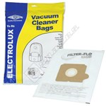 Electrolux Compatible ES53 Filter-Flo Synthetic Dust Bags - Pack of 5