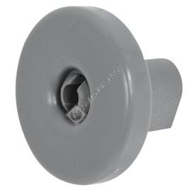 Zanussi Grey Dishwasher Lower Basket Wheel - ES573809
