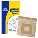 Electruepart BAG222 Electrolux E62 / U62 Vacuum Dust Bags - Pack of 5