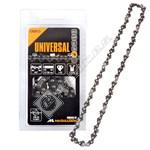 """CHO015 30cm (12"""") 45 Drive Link Chainsaw Chain"""