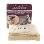 Dreamland Intelliheat Double Dual Luxury Heated Overblanket
