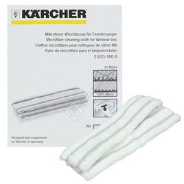 Window Vac Microfibre Cloths - Pack of 2 - ES1481416