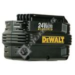 DE0243 24V NiCD Power Tool Battery