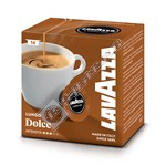 Lungo Dolce Coffee Capsules - Pack of 256