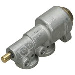 Oven Cut-Off Valve With FlaNGe