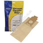 Electruepart BAG15 Paper Dust Bags (Type 36) - Pack of 5