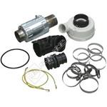 Dishwasher Flow Thru Heater Element Kit
