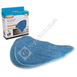 Steam Cleaner Velcro Microfibre Pads