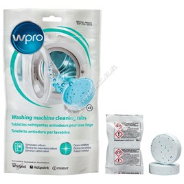 Bosch Wpro Power Fresh Washing Machine Odour Prevention Tablets for WVD24520EU/02 - ES1497527