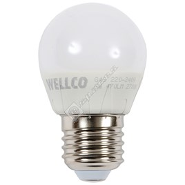 6W E27 Golf Ball LED Bulb – Warm White - ES1748344