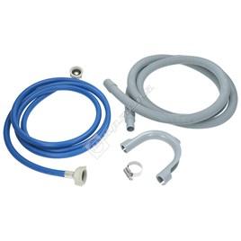 Universal Washing Machine Cold Fill & Drain Hose Extension Kit - ES1793757