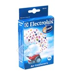 Electrolux Vacuum Floral Scent Air Freshener - Pack of 4 sachets