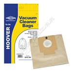 BAG266 Compatible H58/H63/H64 Vacuum Dust Bags - Pack of 5