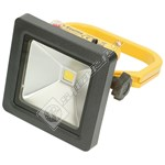 Eterna 10W Rechargeable LED Floodlight