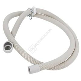 Indesit Flexible Dishwasher Drain Hose for IDL530UK - ES185157
