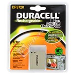 Duracell Recharable Li-Ion Digital Camera Battery