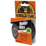 Gorilla Duct Tape Black - 9 Metres Duck Tape Gaffer Tape