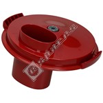 Hand Blender Gearbox Cover Assembly - Red