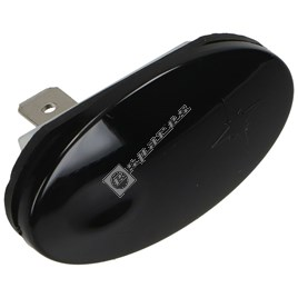 Hob Ignition Push Button - Black - ES103243