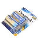Panasonic D Evolta Alkaline Batteries