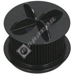 Vacuum Cleaner Pleated Circular HEPA Filter
