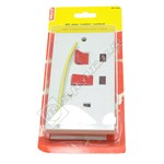 Wellco White Cooker Control With Socket