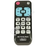 Universal Sharp Basic Function TV Remote Control