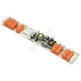 Oven PCB Everest 10 Relays - ES1732921