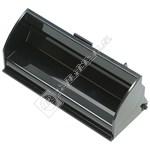 Black Dishwasher Door Handle