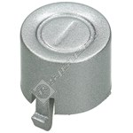 Dishwasher On/Off Button - Silver