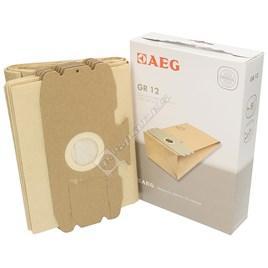 AEG GR12 (Grobe 12) Vacuum Cleaner Paper Bag - Pack of 5 - ES541734