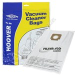 Hoover H18 H41 Compatible Synthetic Dust Bags - Pack of 5