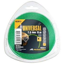 McCulloch NLO013 Grass Trimmer Low Noise Nylon Line - ES956345