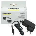 Karcher Window Cleaner Mains Adaptor European Plug