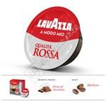 Qualita Rossa Coffee Capsules - Pack of 16