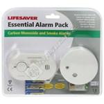 Kidde Smoke Alarm & Carbon Monoxide Detector Pack