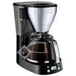 Melitta Easy Top Timer Filter Coffee Machine