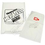 NVM0-3AH Hepaflo Vacuum Bags- Pack of 10