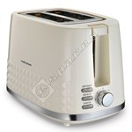 Morphy Richards 220022 Dimensions 2 Slice Toaster