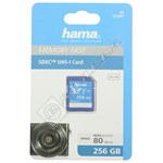Hama 256GB SDXC Class 10 Memory Card
