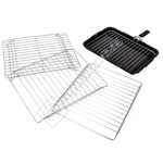 Universal Oven Shelves & Grill Pan Kit