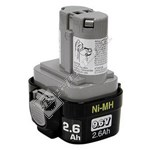 9134 9.6V NiMH Power Tool Battery