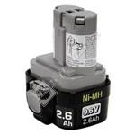 9134 9.6V NiMH Power Tool Battery