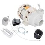Dishwasher Circulation Pump Motor