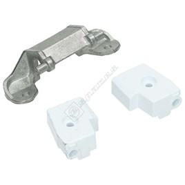 White Knight (Crosslee) Tumble Dryer Door Hinge Kit - ES185752