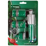 Kingfisher Snap Action Spray Nozzle Set