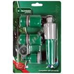 Snap Action Spray Nozzle Set