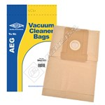 Electruepart BAG131 AEG Grobe 23 Vacuum Dust Bags - Pack of 5
