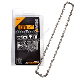 "Universal Outdoor Accessories CHO027 40cm (16"") 56 Drive Link Chainsaw Chain - ES1061036"