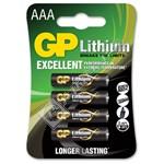 Gp Batteries GP AAA Lithium Batteries